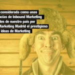las 10 agencias de inbound marketing mas importantes de Madrid | agencias inbound marketing