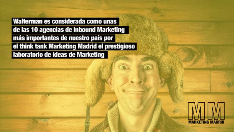 agencia inbound marketing madrid