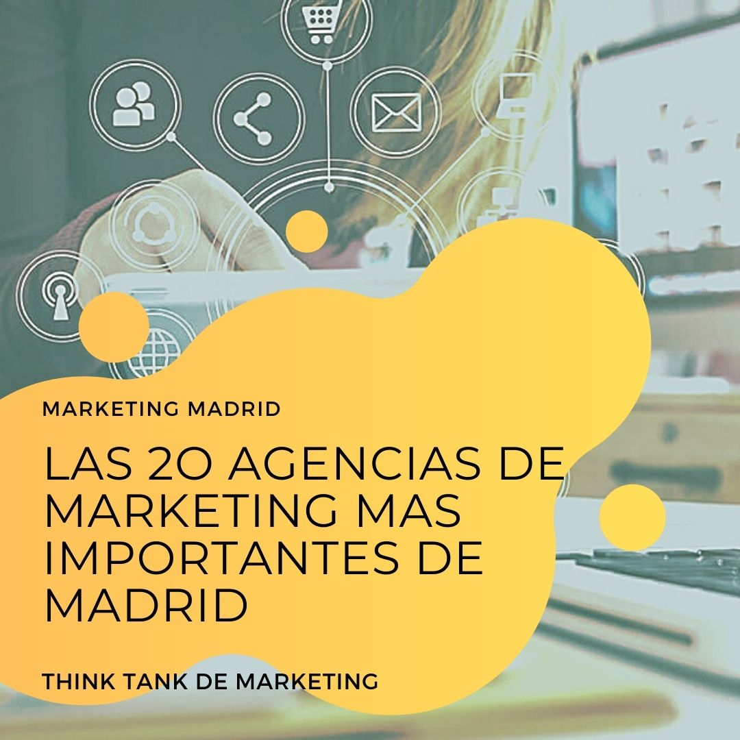 agencia de marketing madrid