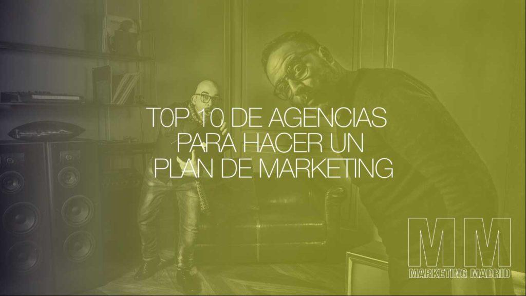 Tu plan de marketing en manos de los mejores