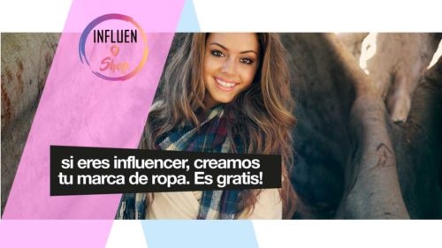 influenshop influencers españa