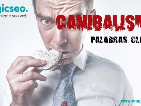 LA CANIBALIZACIÓN DE PALABRAS CLAVE