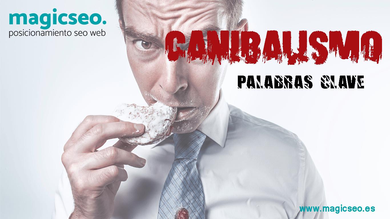 LA CANIBALIZACIÓN DE PALABRAS CLAVE | palabras clave