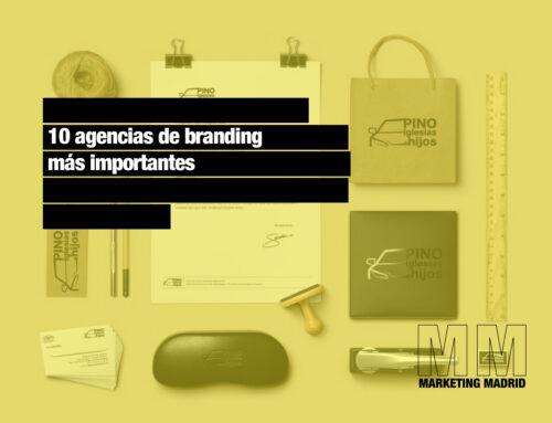 Ranking de las 8 agencias de branding más destacadas