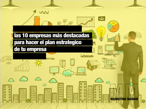Ranking de las 6 mejores empresas para hacer un Plan Estratégico